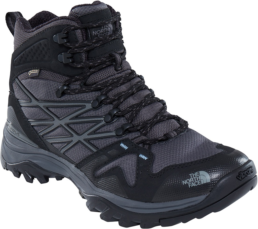 The North Face Hedgehog Fastpack Mid GTX Hiking Boots, UK 12 Black