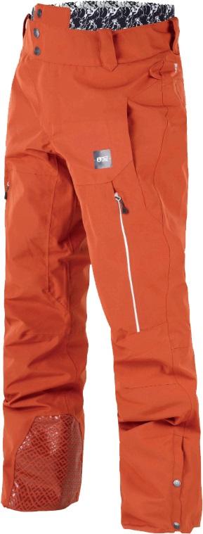 Picture Object Ski/Snowboard Pants, L Brick