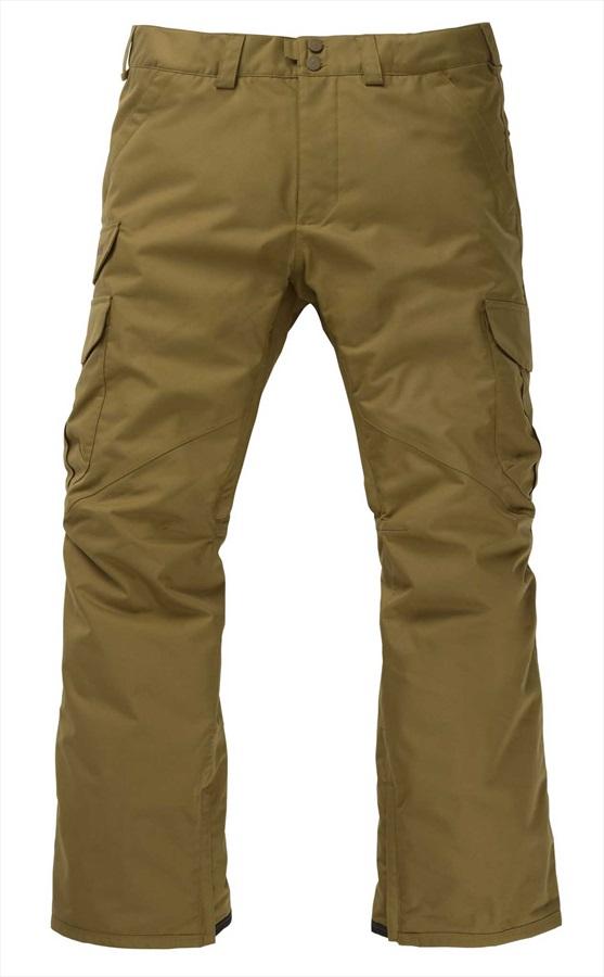 Burton Cargo Snowboard/Ski Pants, L Martini Olive 2020