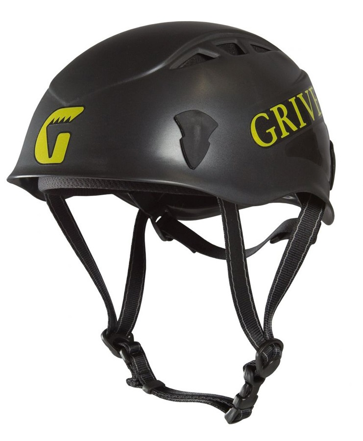 Grivel Salamander 2.0 Rock Climbing Helmet One Size Black