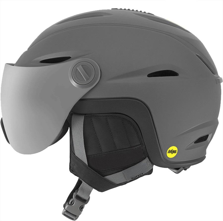 Giro Vue MIPS Snowboard/Ski Helmet, S Matte Titanium