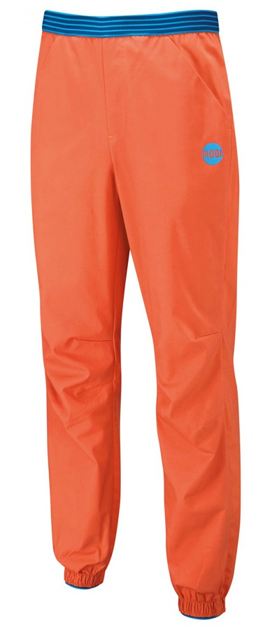lower price with how to orders top style Moon Samurai Pant Men's Climbing Trousers XL Tango Orange