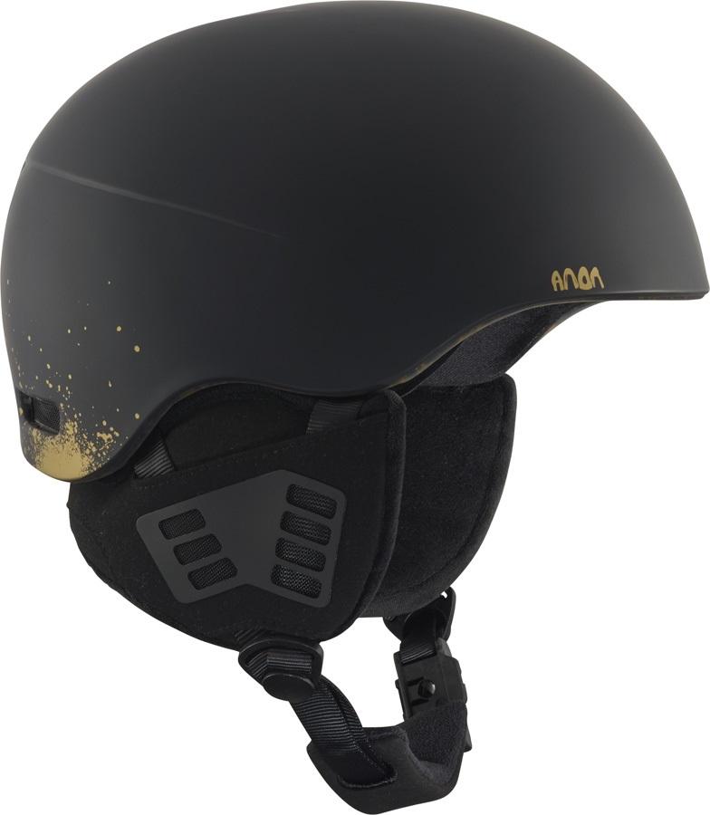 Anon Helo 2.0 Ski/Snowboard Helmet, S Skully Black