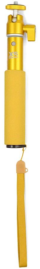 XSories U-Shot Monochrome Telescopic Camera Pole, 18-49cm, Gold