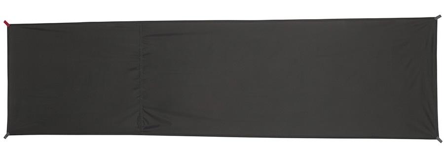 Sierra Designs High Side 1 Footprint Tent Groundsheet, Black