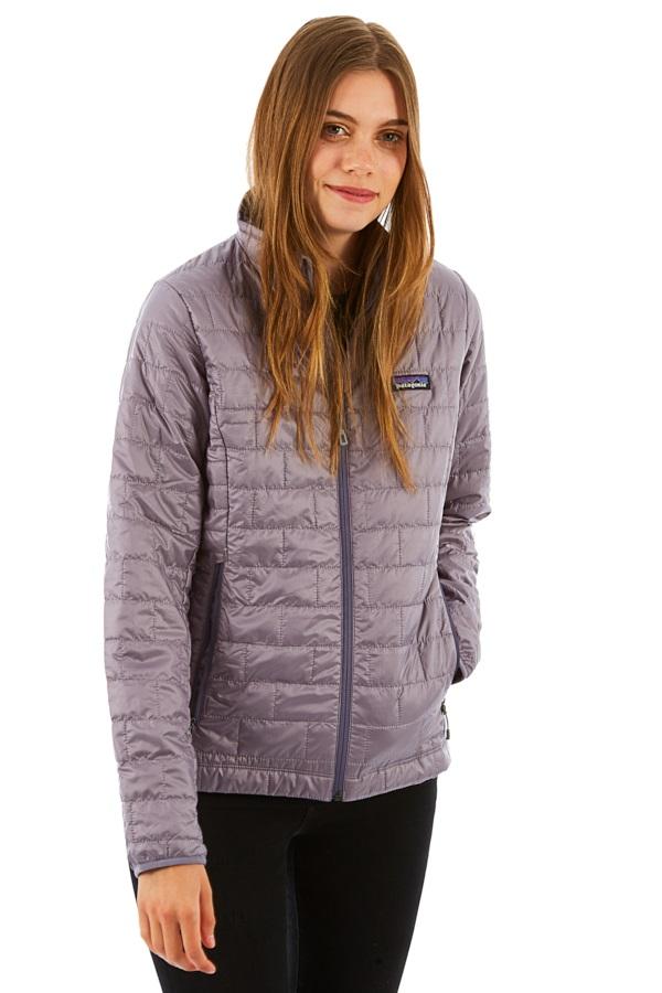 Patagonia Women's Nano Puff Insulated Jacket, UK 12 Smoky Violet
