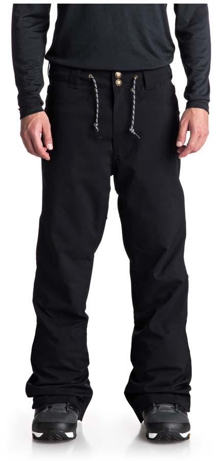 DC Relay Ski/Snowboard Pants, XL Black