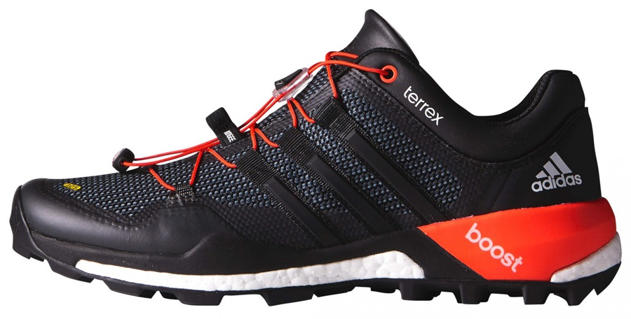 Nowe Produkty niska cena sprzedaży zamówienie Adidas Terrex Boost Men's Approach/Running Shoes UK 14.5 Black/Red