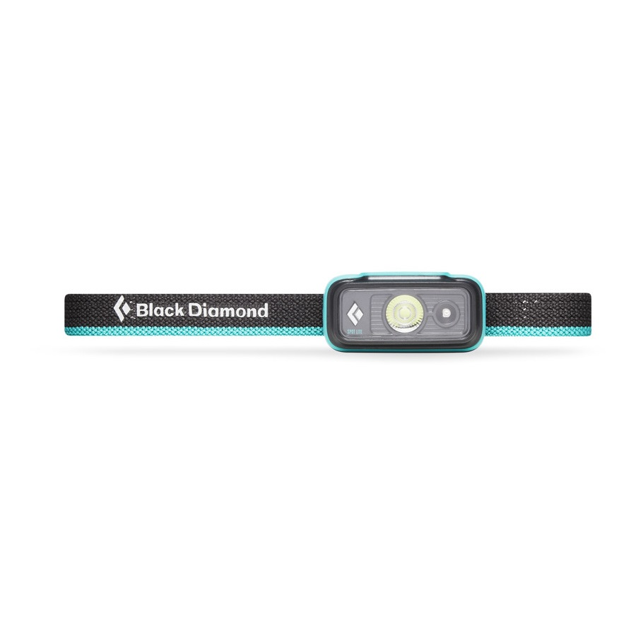 Black Diamond SpotLite 160 LED Headlamp, 160 Lumens Aqua Blue