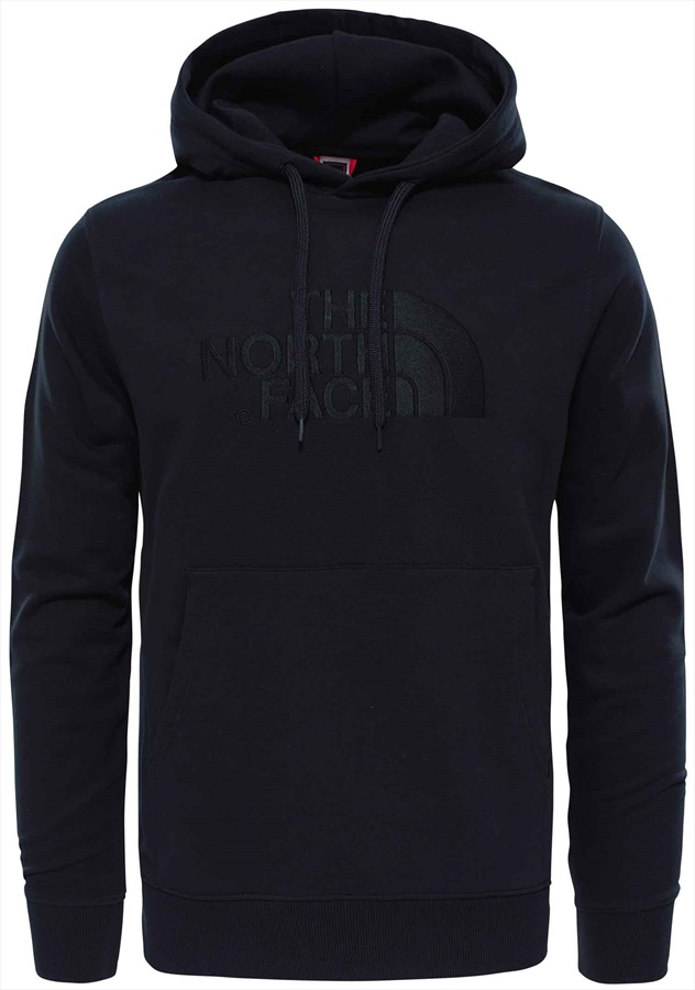 The North Face Light Drew Peak Pullover Men's Hoodie, L TNF Black