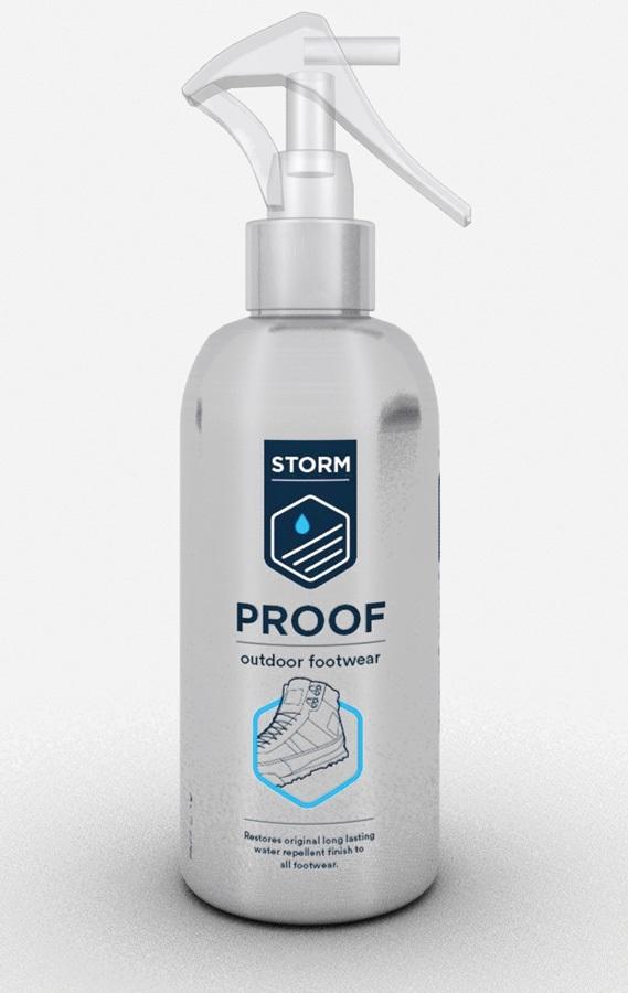 Storm Care Proofer Spray On Outdoor Footwear Waterproofer, 150ml