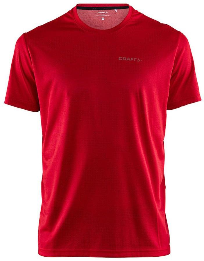 Craft Eaze Short Sleeve Quick Dry Mesh T-Shirt, S Camo Canyon