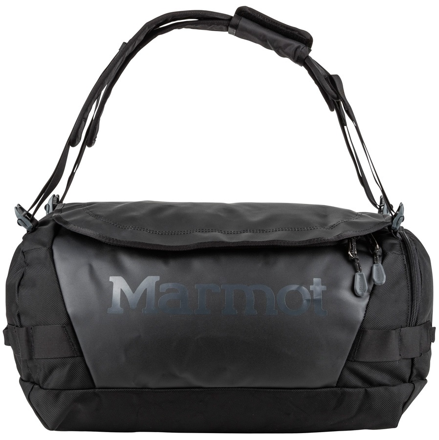 Marmot Long Hauler Duffel Travel Bag - 35L, Black