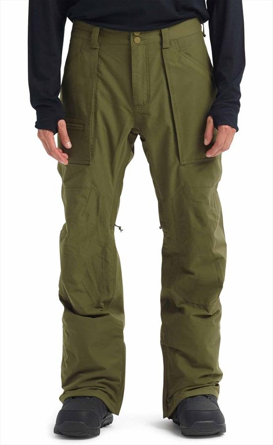 Burton Southside Snowboard/Ski Pants, L Keef 2020