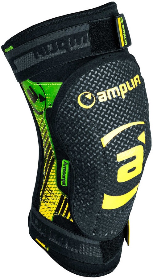 Amplifi MK II Pro Ski/Snowboard Knee Pads, S Black