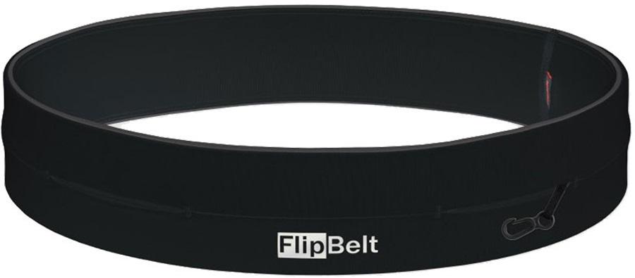 FlipBelt Classic Running Belt, S Black