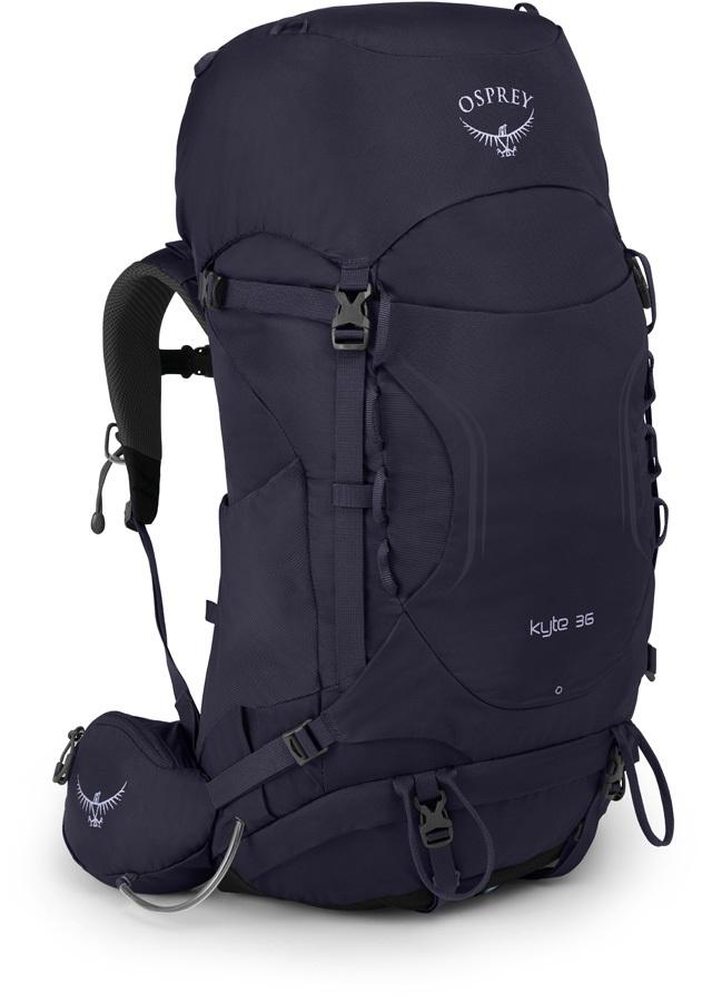 Osprey Womens Kyte 36 WS/WM Trekking Pack, Mulberry Purple