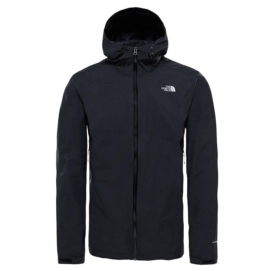 9d1aa1500 The North Face Stratos Jacket Men's Waterproof Rain Shell, M Black