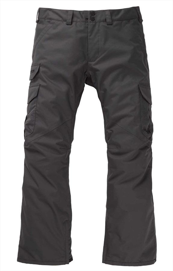 Burton Cargo Snowboard/Ski Pants, M Iron 2020