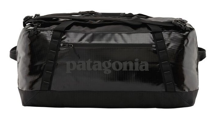 Patagonia Black Hole 70L Duffel Travel Bag, 70L Black