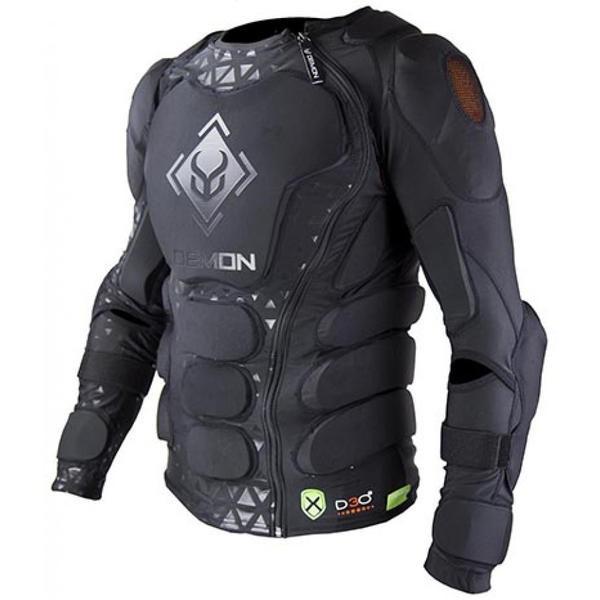 Demon Flex Force X D3O V3 Body Armour Top, M Black