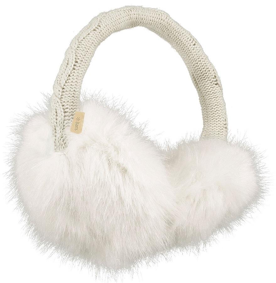 Barts Fur Ski/Snowboard Ear Muffs One Size White