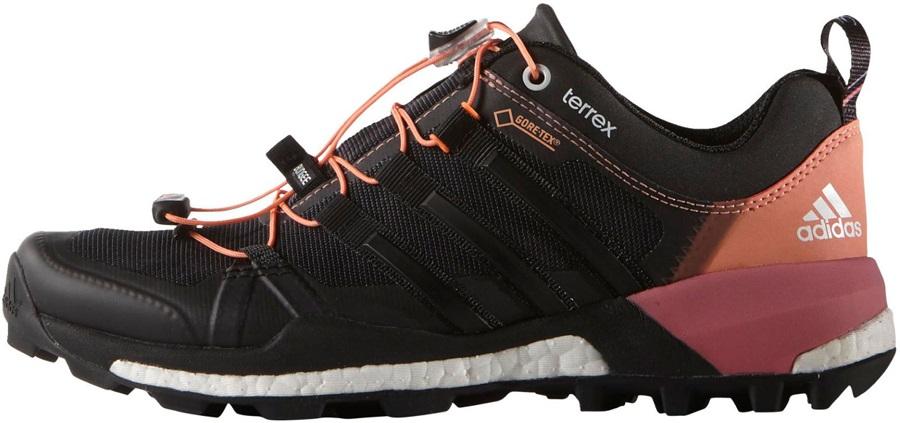 Adidas Terrex Skychaser GTX Women's Trail Shoes UK 7 BlackPink