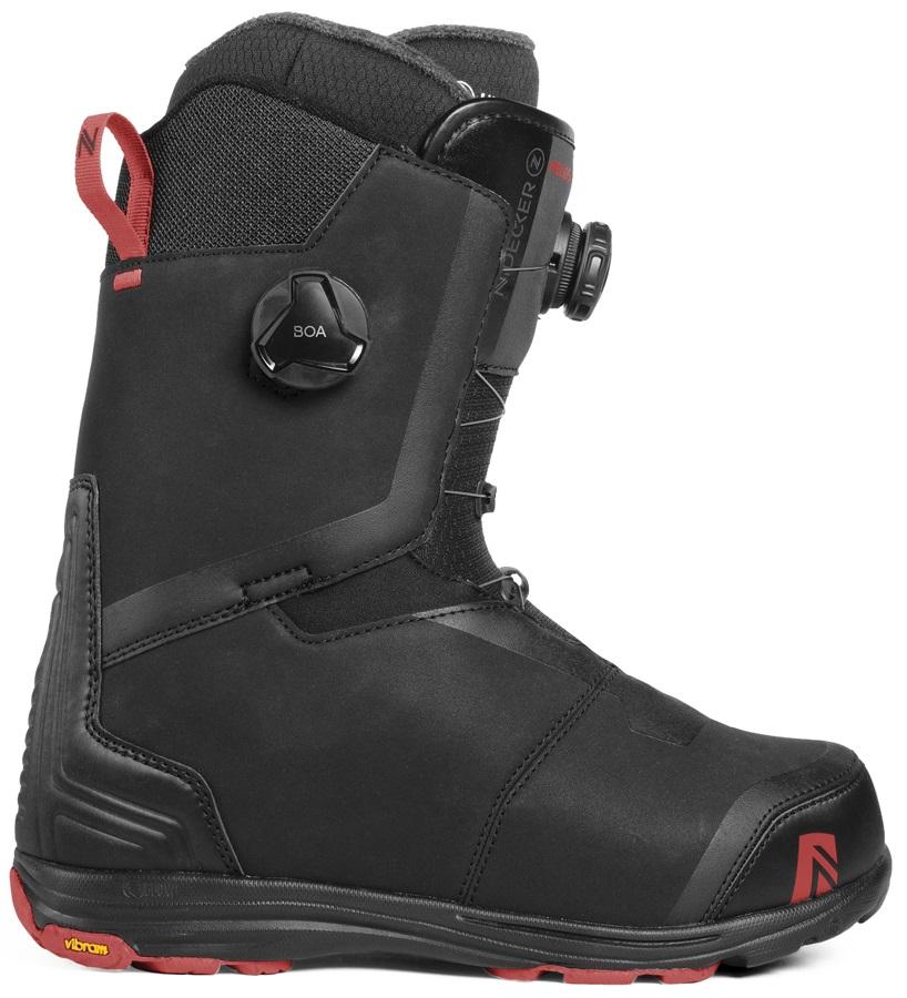 Nidecker Helios Focus Boa Snowboard Boots, UK 11 Black 2019