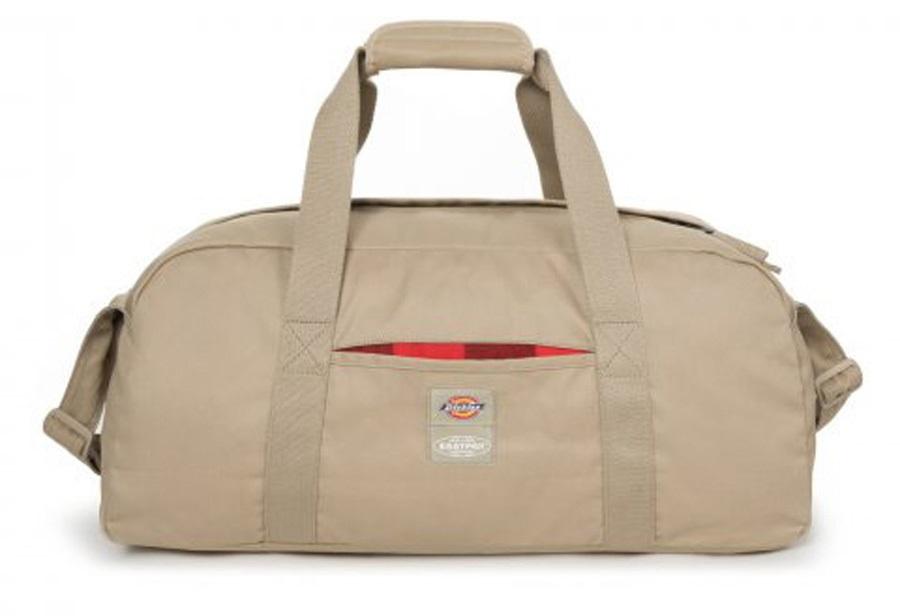 Eastpak Adult Unisex Stand + Duffel Travel Bag, 34L Dickies Khaki