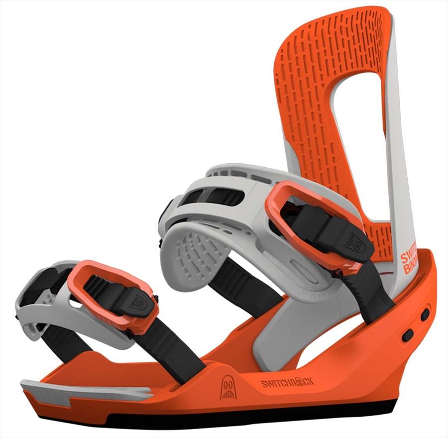 Switchback Bataleon Chaser Snowboard Binding, L Orange