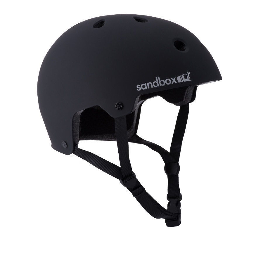 Sandbox Legend Low Rider Wakeboard Helmet, XS Black 2019