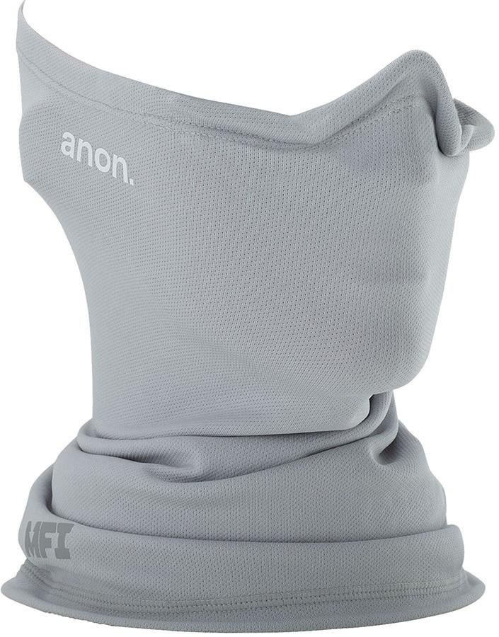 Anon Mesh Neckwarmer MFI Facemask, Grey