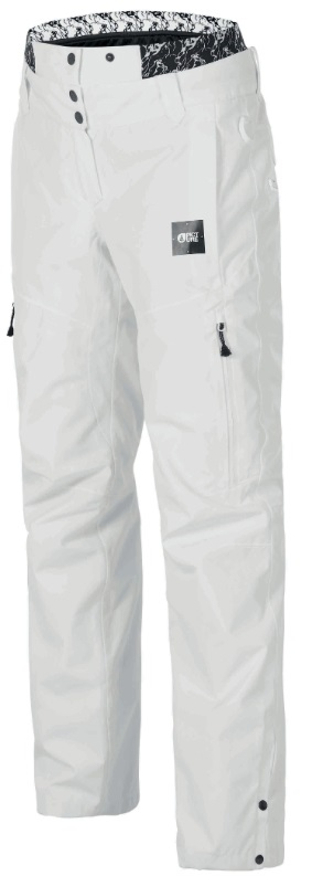 Picture Exa Women's Ski/Snowboard Pants, S White