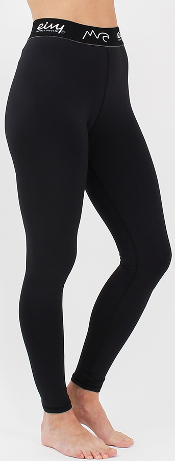 Eivy Icecold Tights Women's Baselayer Leggings, S Black