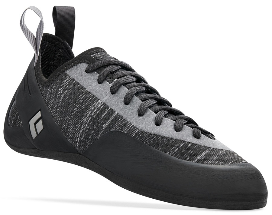 Black Diamond Mens Momentum Lace Rock Climbing Shoe UK 7.5 Ash