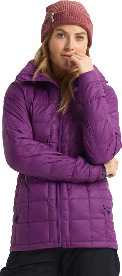 Burton Womens [ak] Baker Down Insulated Snowboard Jacket, S Charisma