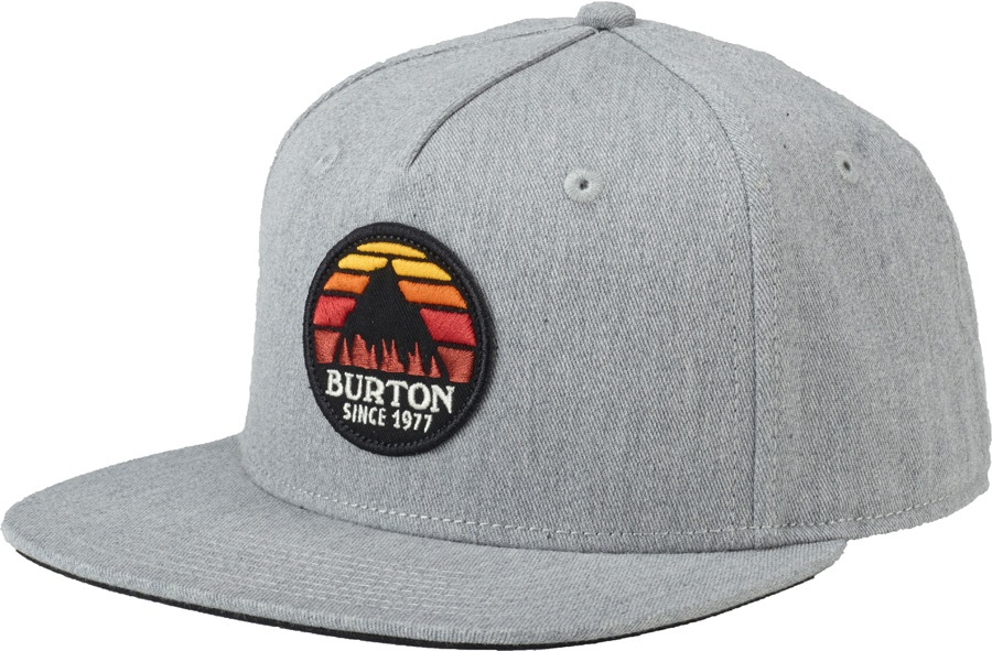 62e92f80cdc62 Burton Underhill Cap, Monument Heather