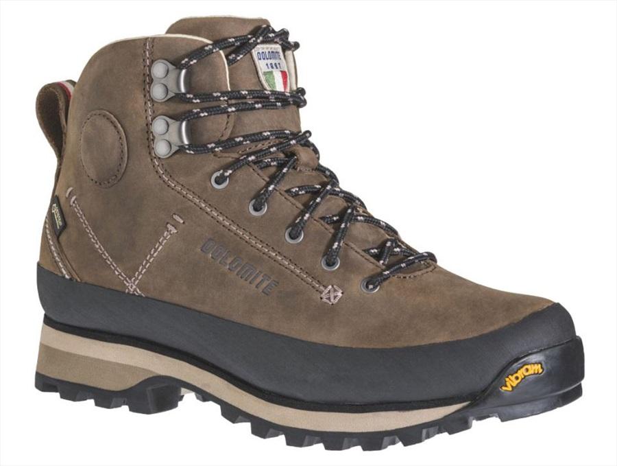 Dolomite Cinquantaquattro Trek GTX Women's Walking Boots, UK 6 Brown