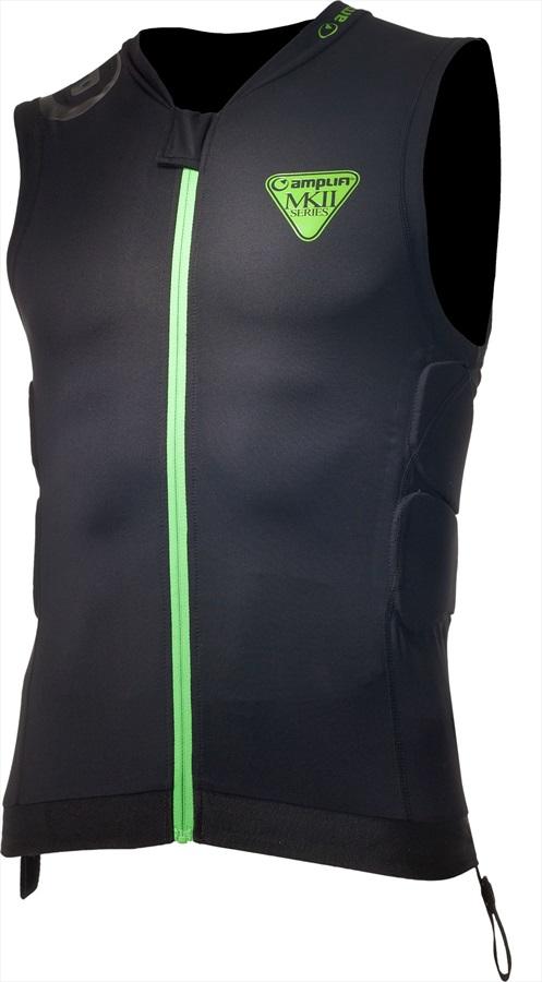 Amplifi MK II Ski/Snowboard Impact Jacket, S/M Black