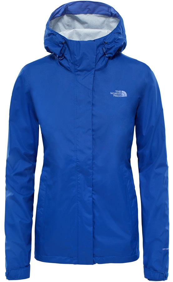 The North Face Venture 2 Women's Rain Jacket, XS Sodalite Blue