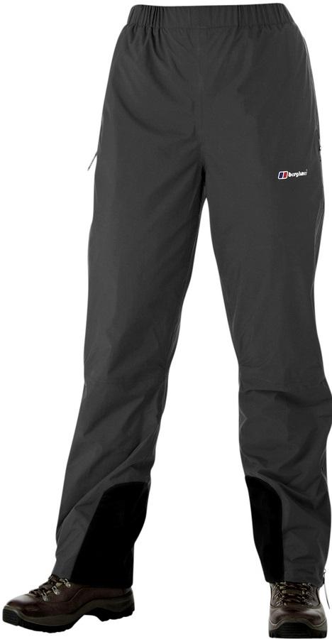 Berghaus Helvellyn Gore-Tex Women's Overtrousers Pants UK 14 Black 29