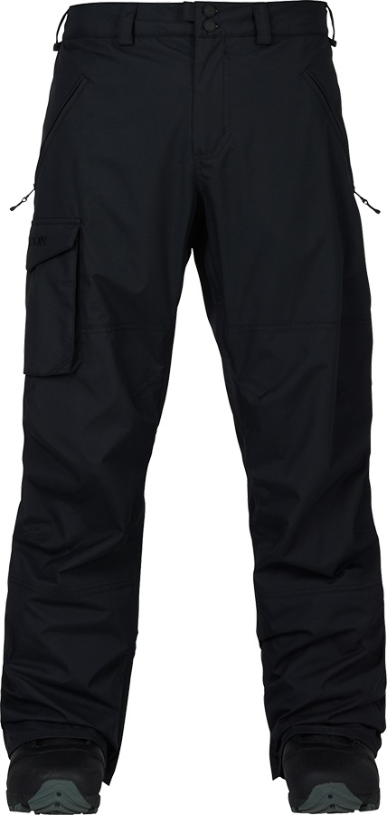 Burton Covert Insulated Snowboard/Ski Pants, S True Black
