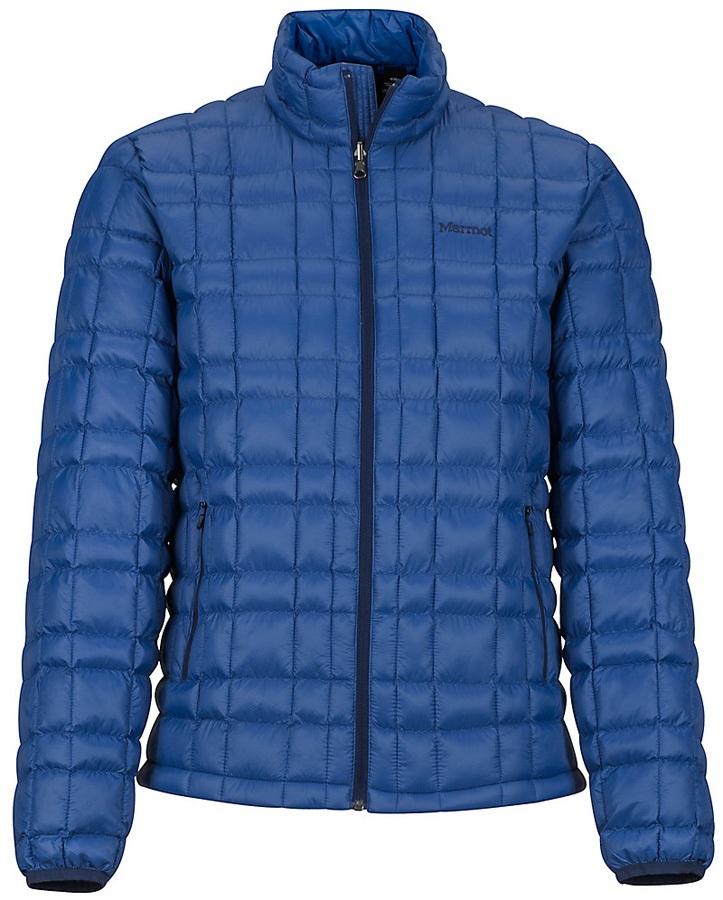 Marmot Featherless Jacket Insulated Jacket: S, Dark Cerulean