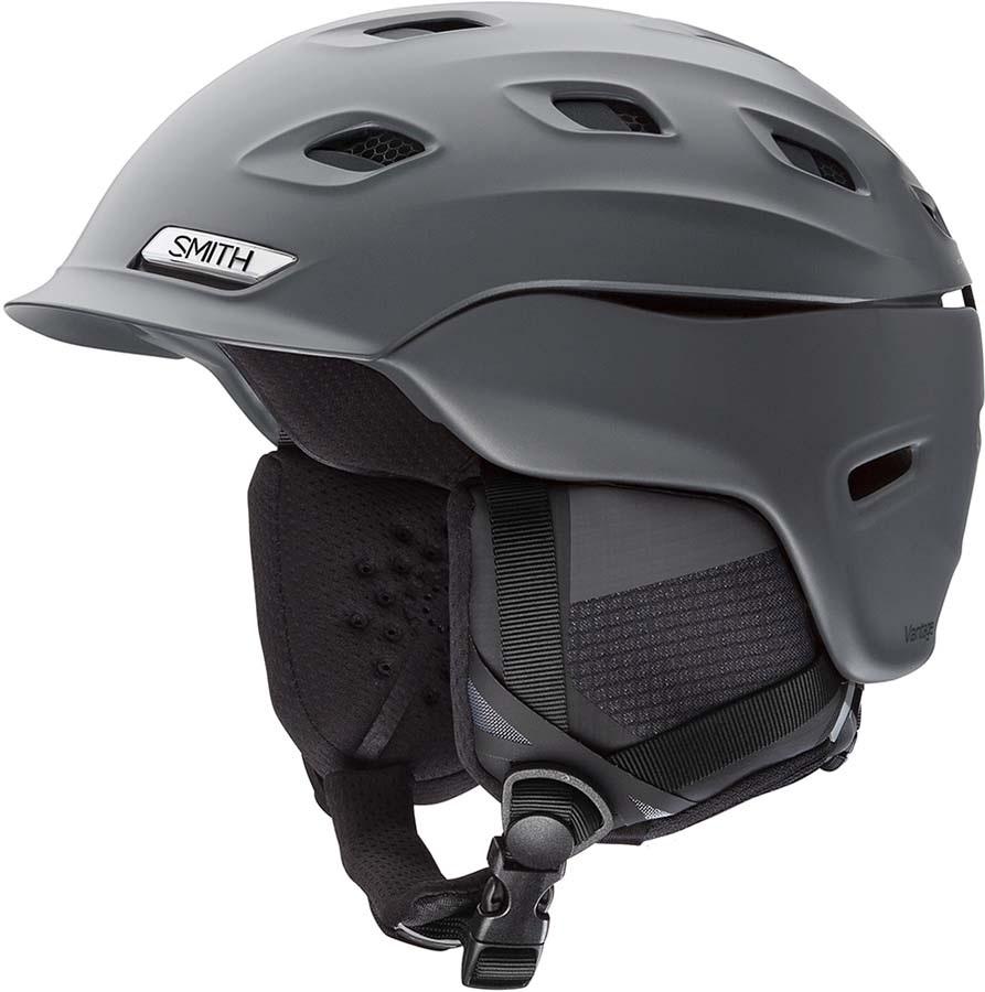 Smith Quantum MIPS Snowboard/Ski Helmet, S Matte Black