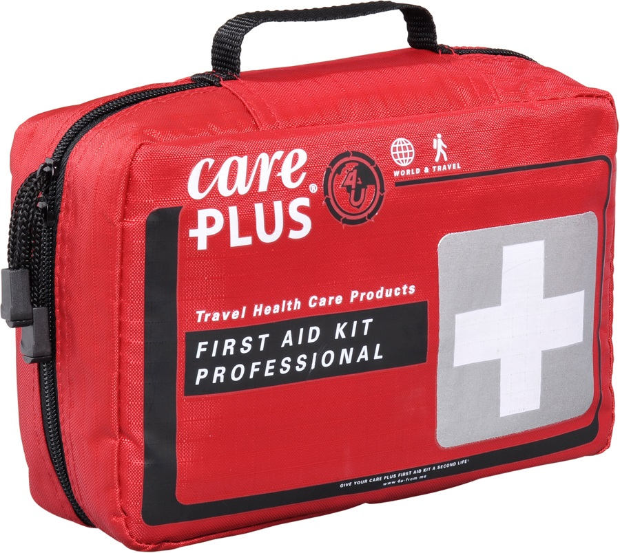 Care Plus Professional First Aid Kit Travel & Outdoor Medical Kit