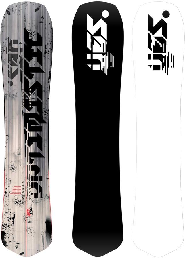Yes. Optimistic Hybrid Camber Snowboard, 151cm 2020