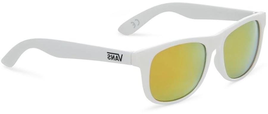 Vans Spicoli Bendable Sunglasses, White