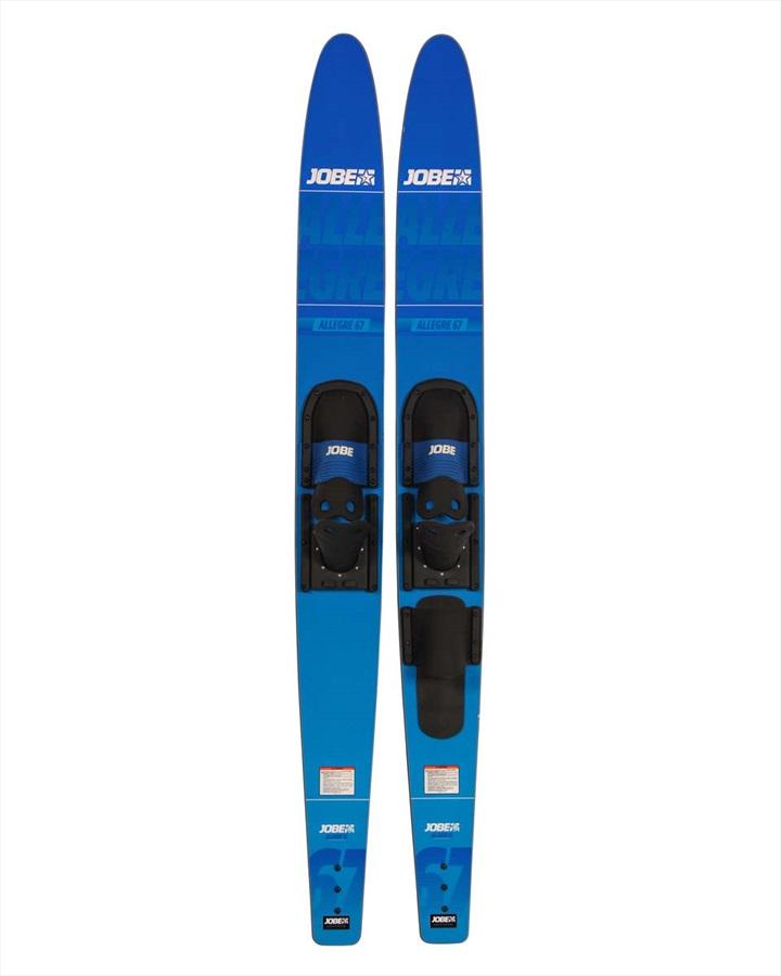 "Jobe Allegre Combo Water Ski, 67"" Blue 2019"