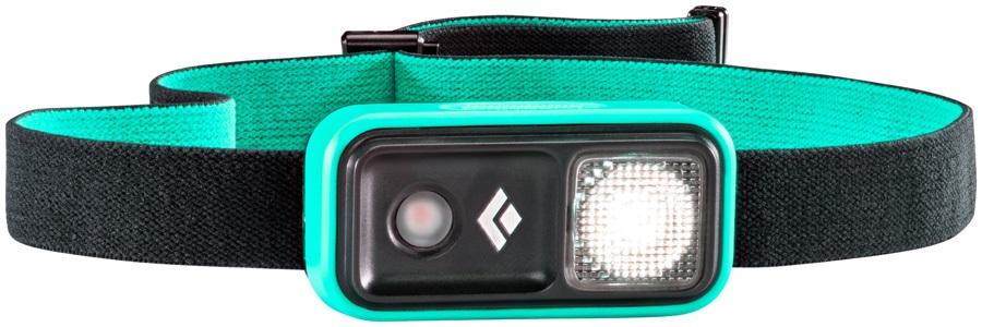 Black Diamond Ion 100 Lumen LED Headlamp, Adjustable Salt Water