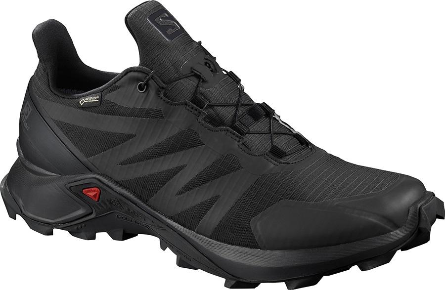 Salomon Supercross GTX Women's Trail Running Shoe, UK 5.5 Black